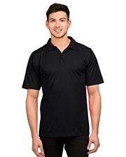 Tri-Mountain K030 Men 100% Polyester Polo at GotApparel