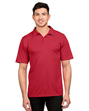 Tri-Mountain K030  's 100% Polyester Polo at GotApparel