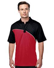TM Performance K147 Men's Elite Short-Sleeve Golf Shirt at GotApparel