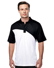 TM Performance K147 Men's Elite Short-Sleeve Golf Shirt at GotApparel