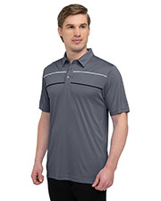Tri-Mountain K247  4.8 Oz. 100% Polyester Interlock Jersey Polo With Ultracool  Moisture-Wicking Technology. at GotApparel