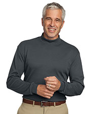 Port Authority® K321 Men's Interlock Knit Mock Turtleneck at GotApparel