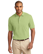 Port Authority K420 Men Pique Knit Polo at GotApparel
