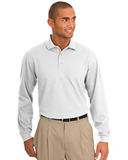 Port Authority K455LS Men's Rapid Dry™ Long-Sleeve Polo at GotApparel