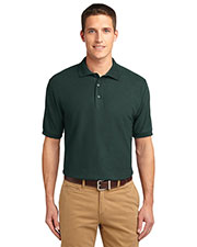 Port Authority K500 Men Silk Touch™ Polo at GotApparel