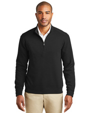 Port Authority K807  ®  Interlock 1/4-Zip. at GotApparel