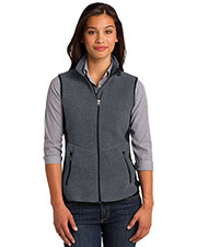 Port Authority L228 Women Rtek Pro Fleece Full-Zip Vest at GotApparel