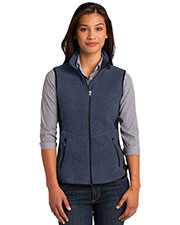 Port Authority L228 Women RTek Pro Fleece Full Zip Vest at GotApparel