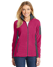 Port Authority L233 Women Summit Fleece Full-Zip Jacket at GotApparel