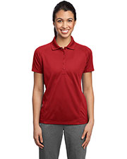Sport-Tek L474 Women Dri-Mesh Pro Polo at GotApparel