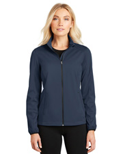 Port Authority L717 Women Active Soft Shell Jacket at GotApparel