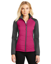 Port Authority L787  ®  Ladies Hybrid Soft Shell Jacket. at GotApparel