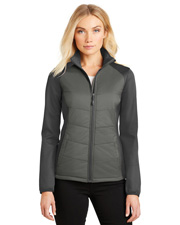 Port Authority L787 Women Hybrid Soft Shell Jacket at GotApparel