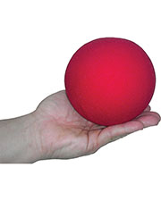Halloween Costumes LA62RD Men Sponge Ball 5 Inch Red at GotApparel