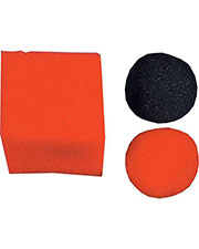 Halloween Costumes LA63 Men Color Change Ball To Square at GotApparel