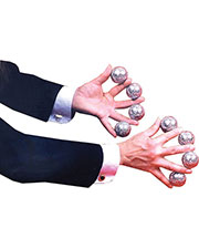 Halloween Costumes LA94 Men Multiplying Balls By Vernet at GotApparel