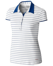 Cutter & Buck LAK06379  C/S Stripe Brighton Polo at GotApparel