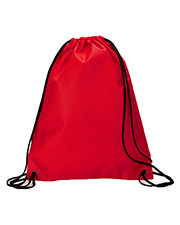 UltraClub A136 Non Woven Drawstring Pack at GotApparel