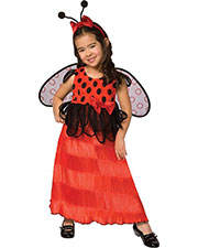 Halloween Costumes LF1087T Infants Lady Bug 3-4 at GotApparel