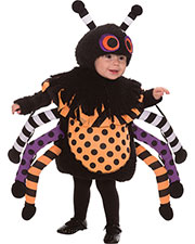 Halloween Costumes LF1293TS Toddlers Spider 1-2t at GotApparel