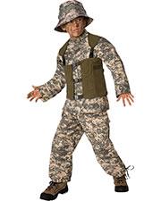 Halloween Costumes LF3502CSM Boys Delta Force Child 4-6 at GotApparel