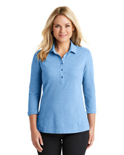 Port Authority LK581 Women Cotton Blend Polo at GotApparel