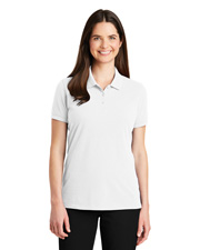 Port Authority LK8000 Women EZCotton Polo Shirt at GotApparel