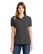 Port&Company LKP1500 Women RingSpun Pique Polo at GotApparel