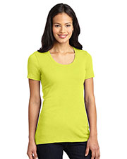 Port Authority LM1006 Women Concept Stretch Scoop Tee at GotApparel