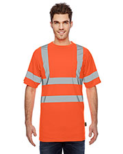 OccuNomix LSSETP Adult Class 3 Birdseye Wicking T-Shirt at GotApparel
