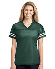 Sport-Tek LST307 Women PosiCharge Replica Jersey at GotApparel