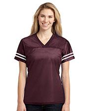 Sport-Tek® LST307 Women PosiCharge® Replica Jersey at GotApparel