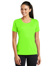 Sport-Tek® LST320 Women   PosiCharge®  Tough Tee at GotApparel