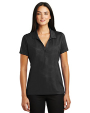 Sport-Tek LST630  ® Ladies Embossed Posicharge® Tough Polo?. . at GotApparel