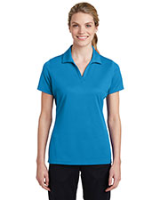 Sport-Tek® LST640 Women Posi-Charge Racermesh Polo at GotApparel