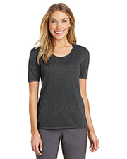 Port Authority LSW291 Women's Scoop Neck Sweater at GotApparel
