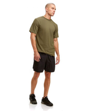 Soffe M044K Men Adult Short Pt Nylon With Lined at GotApparel