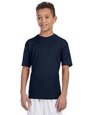 Harriton M320Y Boys 4.2 oz. Athletic Sport T-Shirt at GotApparel