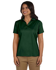 Harriton M354W Women's Micro-Pique Polo at GotApparel