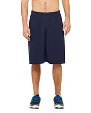 "All Sport M6717 Men for Team 365 Mesh 11"" Short at GotApparel"