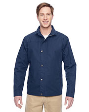 Harriton M705 Adult Auxiliary Canvas Work Jacket at GotApparel