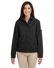 Harriton M705W  Ladies' Auxiliary Canvas Work Jacket at GotApparel