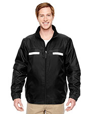Harriton M770 Men Fleece-Lined AllSeason Jacket at GotApparel