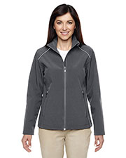 Harriton M780W Women Echo Soft Shell Jacket at GotApparel