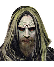 Morris Costumes MA1027 Rob Zombie Latex Mask at GotApparel
