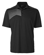 Cutter & Buck MBK01277 Men Glen Acres Polo Shirt at GotApparel