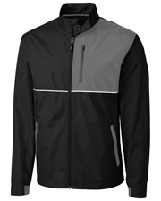 Cutter & Buck MBO01812 Men Oakridge Windbreaker at GotApparel