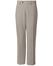 Cutter & Buck MCB01811 Men Twill Microfiber Flat Front Pant at GotApparel