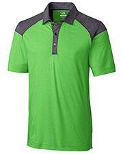 Cutter & Buck MCK09168 Men Chelan Color block Polo Shirt at GotApparel