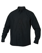 Clique New Wave MNW00003 Men Long-Sleeve Carter Twill at GotApparel